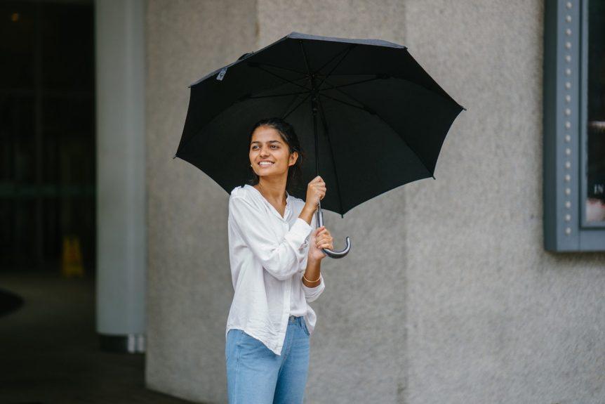 Rainy Day Smile